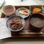 玄米カフェ - 【玄米セット】