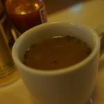 コーヒーハウス 三番館 - コンソメスープ