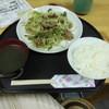 さたけ - 料理写真:野菜炒め定食