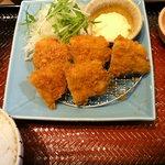 19278007 - 大戸屋特製海老カツ定食(880円)