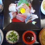 漁師のかまど - 料理写真: