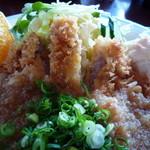 レストラン 初音 - おろしカツ定食