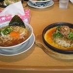 丸源ラーメン - 料理写真: