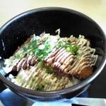 オリンピア食堂 - 秘密のチキンカツ丼