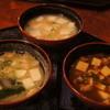 茶房さくらさくら - 料理写真:本日は2人で3種類注文してシェアしました。