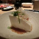 車 - ◆自家製豆腐も美味しいんだよね~~☆