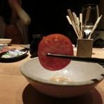 車 - ◆トマトは好きだろうか?うちの娘は食べないんだよね~
