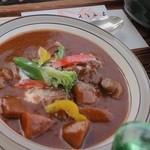 ジャジィ - 料理写真:ビーフシチュー