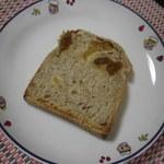 タルムリエ - いちじくのパン、きってみました