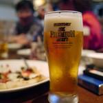 Oyster Bar ジャックポット - 生ビール