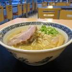 てんがららーめん - 料理写真:白てんがらラーメン 550円