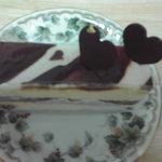 シェリー洋菓子店 - チョコレートのケーキ