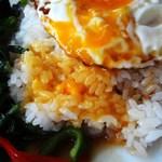 スリーシーズンズ - 卵かけご飯