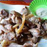 五風十雨 - 地鶏定食
