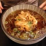 19291485 - 桜海老のかきあげ蕎麦
