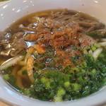 広島駅弁当 うどん - 肉うどん(@450)