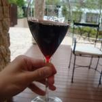 Pizzeria347 - 赤ワイン