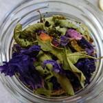 リーフルダージリンハウス - 2013年5月エレガンスブレンドの茶葉♪