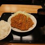 19293150 - ロースカツ定食