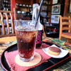 吹屋の紅や - ドリンク写真:地コーラ(福山コーラ)