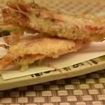 19295091 - 海老祭り。がす海老の天ぷら