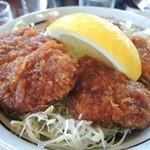 水峰 - ソースカツ丼ロース