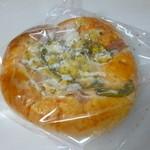 19296028 - 2013.06 コーンの乗ったパンは多分息子が食べました。