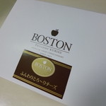 ボストン - 2013.06 嫁母からの横流し品かと思いきや、嫁が自分で取り寄せたとのこと:笑