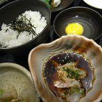 創作ダイニング 凛 - 食事「宇和島鯛飯」