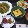広東 - 料理写真:昼の定食