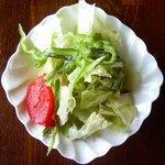 """風のアトリエ - 銚子犬吠フレンチ""""風のアトリエ""""ランチのサラダ"""