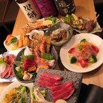 山やす - 料理写真:各種ご宴会!!貸切もOK!も御予算に承ります。