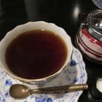 画廊喫茶ぶらうん - コーヒー
