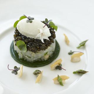 日本の最高級食材Xフランス料理の本流が織りなす美味