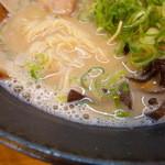 げんた - 麺とスープ