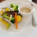 19309390 - 1. 北海道野菜のジャルディニエール