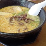 一麺亭 - ピリ辛ラーメン