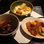 ナチュラルレストラン&デリ みどりえ - デリセット(3種)