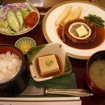 レストラン五明館 - ビフテキ定食 \2,625