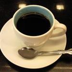 広島の旬 なかたに - ランチについてくるコーヒーです。