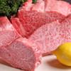 今里 鉄板焼 - 料理写真:その時季良い状態のA5ランクの黒毛和牛を使用