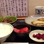 小石川 かとう - 銀だらつけ焼き定食950円