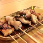 魚串 ねぶと屋 - 魚串(ととくし)