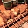 串揚 山留 - 料理写真:10本コースの串