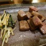 鉄板焼 南々西 - 料理写真:宮古牛
