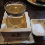 居酒屋 安兵衛 - 飛露喜(福島)一合(冷):680円