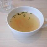 19318990 - ランチのスープ