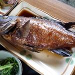 漁港めし - 煮魚
