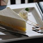 アティック - レアチーズケーキ