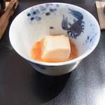 露瑚 - ゴマ豆腐